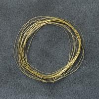 Gold Metallic Thread