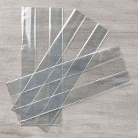 "6"" X 17"" (15.2 X 43.2 Cm) Gusseted Cellophane Bags"