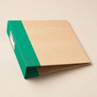 """Emerald Envy 6"""" X 8"""" (15.2 X 20.3 Cm) Project Life Album"""